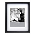 Occasions 8-Inch x 10-Inch Photo Frame in Black