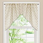 Morocco Window Curtain Swag Valance