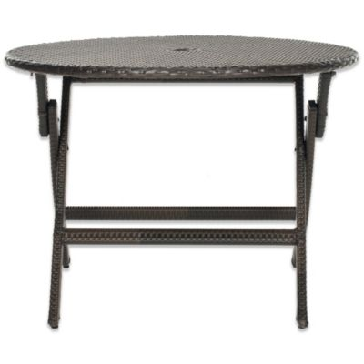 Buy Folding Outdoor Patio Table From Bed Bath Beyond - Bed bath and beyond outdoor furniture