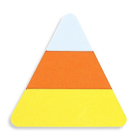 Felt Candy Corn Placemat