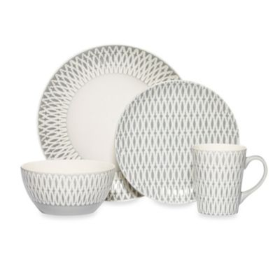 Gourmet Basics by Mikasa® Aurora 16-Piece Dinnerware Set  sc 1 st  Bed Bath \u0026 Beyond & Buy Mikasa Dining Sets from Bed Bath \u0026 Beyond