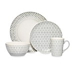 Gourmet Basics by Mikasa® Aurora 16-Piece Dinnerware Set