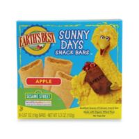 Earth's Best® 8-Pack Organic Sunny Days Apple Snack Bars®