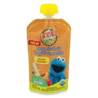Earth's Best® Organic 4.2 oz. Sesame Street Peach Banana Fruit Yogurt Smoothie