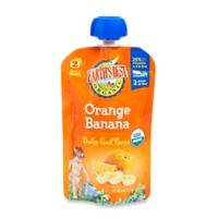 Earth's Best® Organic 4 oz. Orange Banana Baby Food Puree