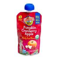 Earth's Best® Organic 4.2 oz. Pumpkin Cranberry Apple Baby Food Puree