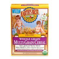 Earth's Best® Organic 8 oz. Whole Grain Multi-Grain Cereal