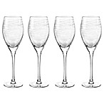 Qualia Graffiti White Wine Glasses (Set of 4)