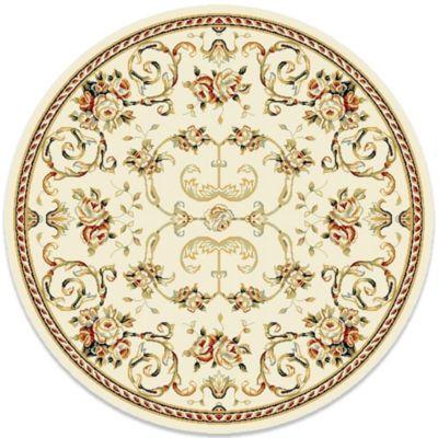 Superb Safavieh Lyndhurst Collection 8 Foot Round Rug