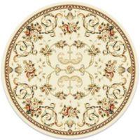 Safavieh Lyndhurst Collection 6-Foot Round Rug