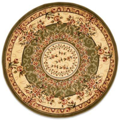 Safavieh Lyndhurst Collection 5 Foot Round Rug