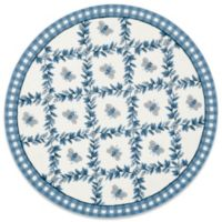 Safavieh Chelsea Collection 4-Foot Wool Round Rug in Light Blue