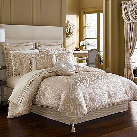 J Queen New York 174 Bellagio Comforter Set Bed Bath Amp Beyond