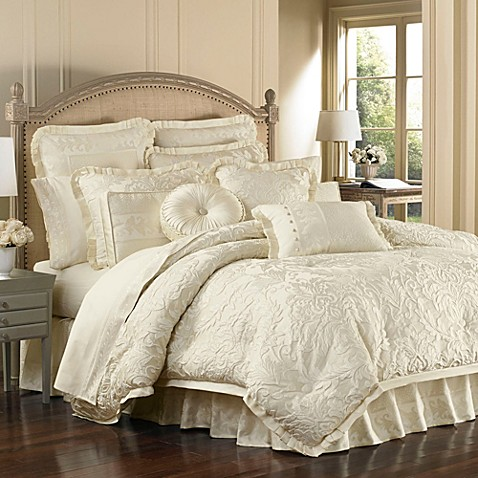 J Queen New York 174 Olympia Comforter Set Bed Bath Amp Beyond