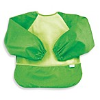 Bumkins® Fleece Long Sleeved Bib in Green