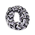 Itzy Ritzy® Nursing Happens™ Infinity Breastfeeding Scarf in Grey