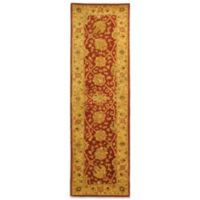 "Safavieh Antiquities Rust Wool 2'3"" x 10' Runner"