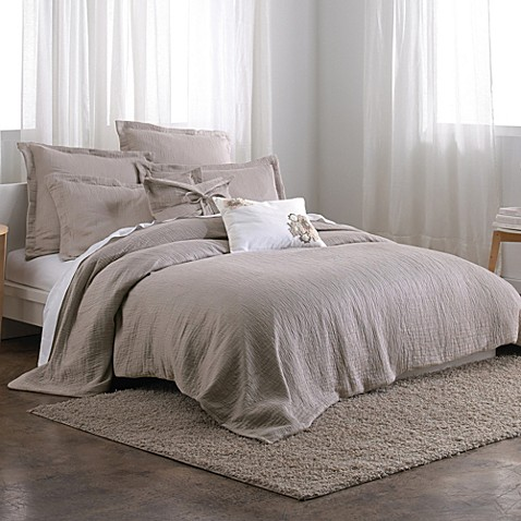 Dknypure Pure Indulge Duvet Cover In Grey