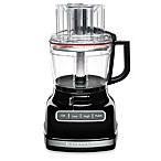KitchenAid® 11-Cup Food Processor in Black