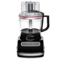 KitchenAid 11-Cup Food Processor in Black