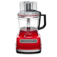 KitchenAid 11-Cup Food Processor in Red