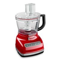 KitchenAid® 14-Cup Food Processor with Dicing Kit in Red