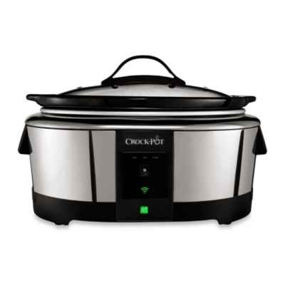 Crock-Pot® Smart Slow Cooker enabled with WeMo™