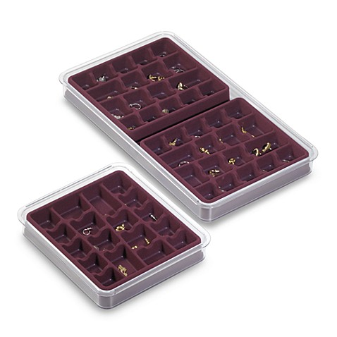 Neatnix 174 Jewelry Stax Compartment Organizers Bed Bath