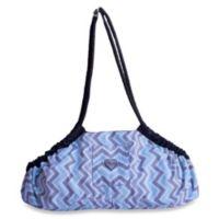 Baby Bella Maya™ 5-in-1 Diaper Tote Bag in Peek-a-Blue