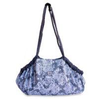 Baby Bella Maya™ 5-in-1 Diaper Tote Bag in Royal Mist
