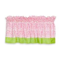 New Country Home Laugh, Giggle & Smile Sassy Jungle Friend Valance