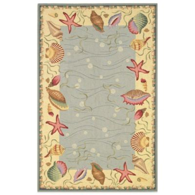 KAS Colonial Ocean Surprise 3 Foot 6 Inch X 5 Foot 6