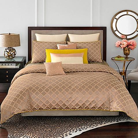 vince camuto marseilles comforter set - bed bath & beyond