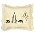Donna Sharp Bear Creek Standard Pillow Sham