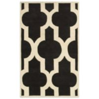 Rizzy Home Volare 5-Foot x 8-Foot Rug in Charcoal