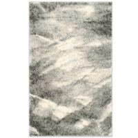 Safavieh Retro Art Asha 4-Foot x 6-Foot Indoor Shag Rug