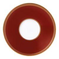 Wedgwood Renaissance Red 3.5-Inch Tea Saucer