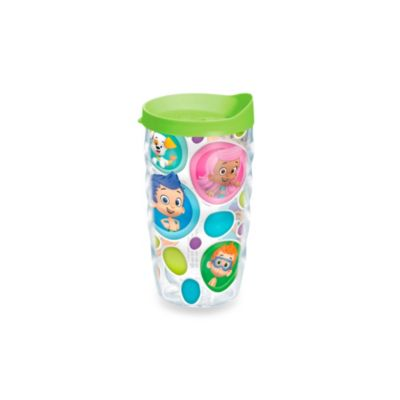 Ordinaire Tervis® Bubble Guppies 10 Oz. Wavy Wrap Tumbler With Lid