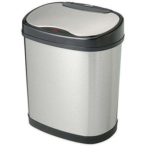 3 2 Gallon Motion Sensor Trash Can Bed Bath Amp Beyond