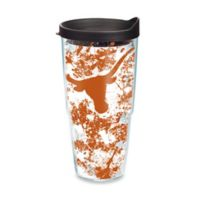 Tervis® University of Texas 24-Ounce Splatter Wrap Tumbler with Lid