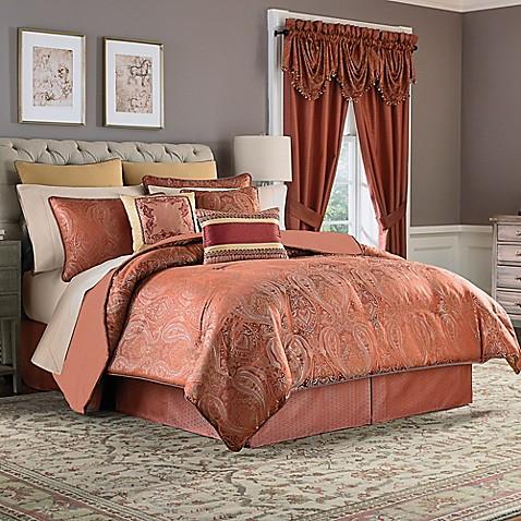 croscill martine reversible comforter set bed bath beyond. Black Bedroom Furniture Sets. Home Design Ideas