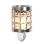 Crystal Accent Small Wax Warmer