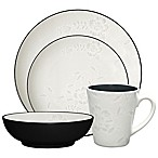 Noritake® Colorwave Bloom 4-Piece Place Setting in Graphite