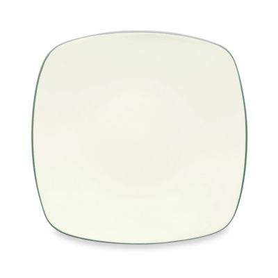 Noritake® Colorwave Square Salad Plate in Green  sc 1 st  Bed Bath u0026 Beyond : green square dinner plates - Pezcame.Com