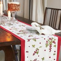 Couleur Nature® Gooseberry 16-Inch x 72-Inch Table Runner