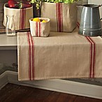 Downton Abbey® Downstairs Kitchen 54-Inch x 20-Inch Table Runner with Stripes