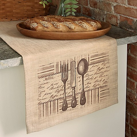 Downton Abbey 174 Kitchen Inventory Table Runner Bed Bath