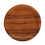 B. Smith® 13.3-Inch Wooden Charger