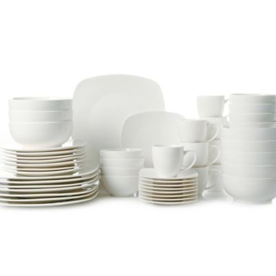 Gibson Home Madison Court 48-Piece Dinnerware Set  sc 1 st  Bed Bath \u0026 Beyond & Buy Gibson Dinnerware Sets from Bed Bath \u0026 Beyond