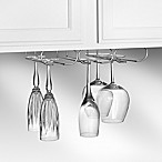 Spectrum™ Under Cabinet Triple Stemware Holder